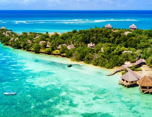 Diani Beach Flying Safaris